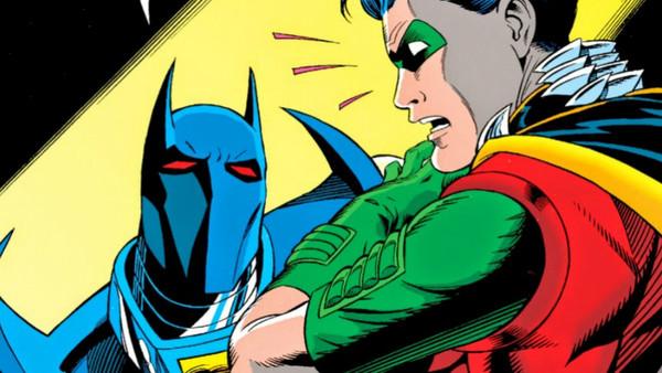 Jean-Paul Valley Azrael Batman