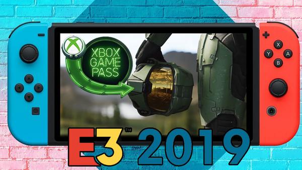 E3 Nintendo Switch Halo Infinite