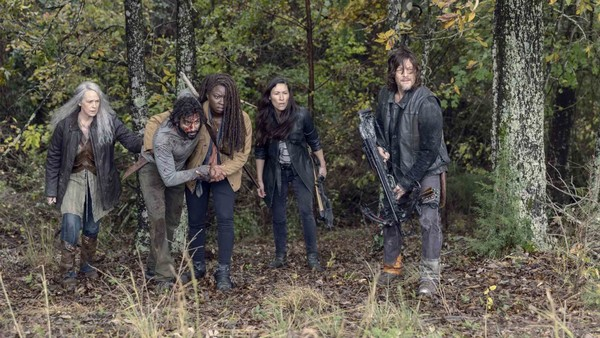The Walking Dead The Calm Before
