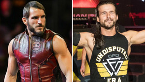 Johnny Gargano Adam Cole