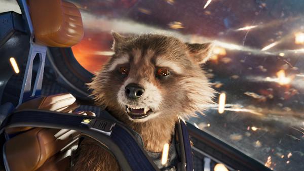Guardians Of The Galaxy 2 Rocket Raccoon