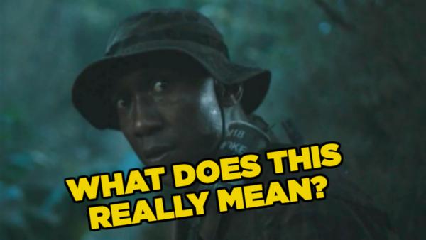 True Detective Questions
