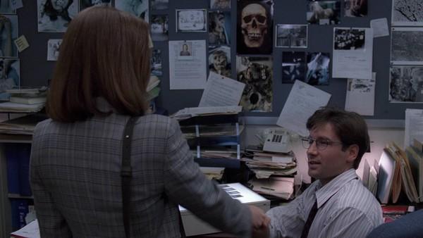 Dana Scully X-files X files