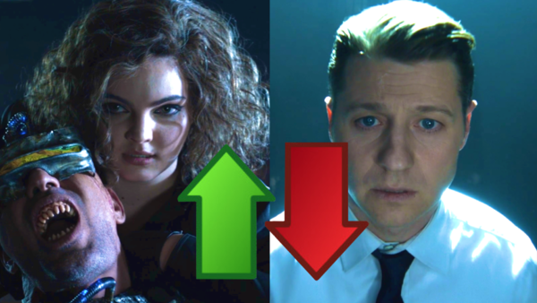 Gotham Season 5 Ep 9 Ups Downs