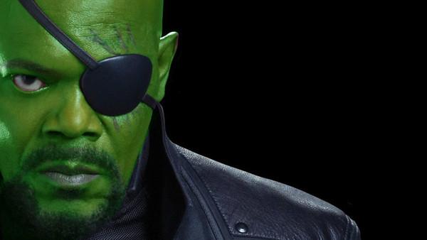 Nick Fury Skrull