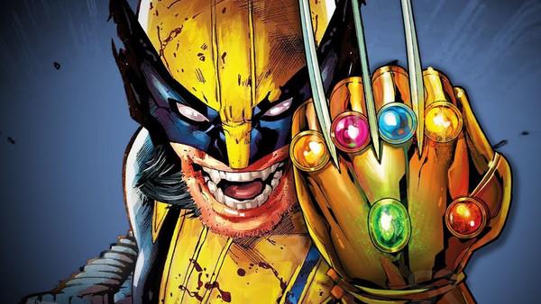 Wolverine Infinity Gauntlet
