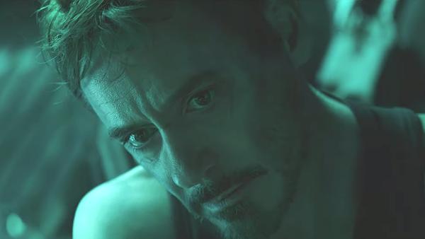 Avengers Endgame Trailer Tony Stark