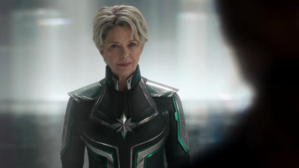 Captain Marvel Supreme Intelligence