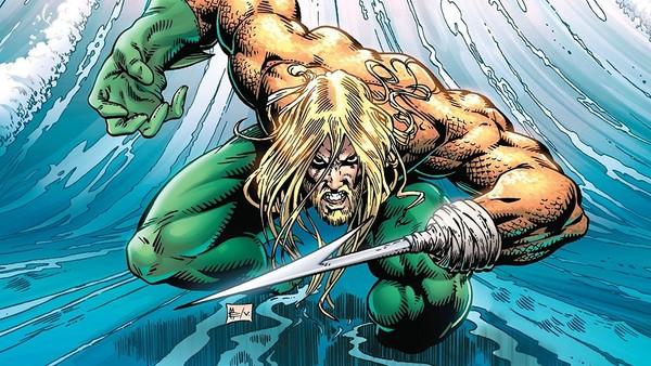 Aquaman Peter David