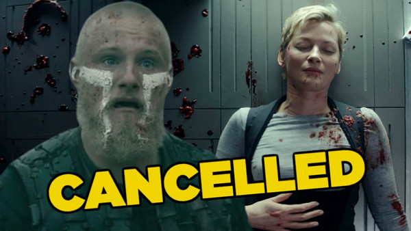 Vikings Nightflyers Cancelled