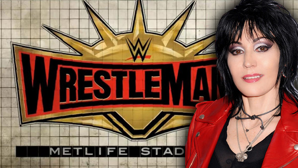 Joan Jett Wrestlemania 35