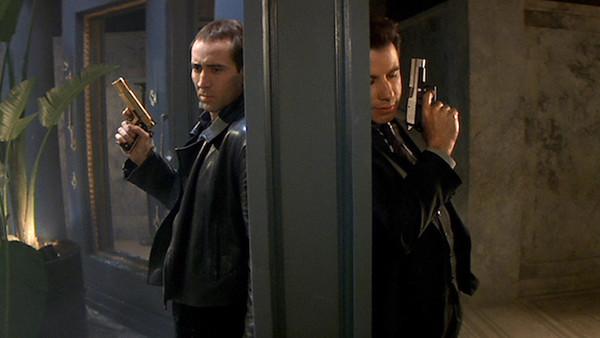 Face Off Nicolas Cage John Travolta