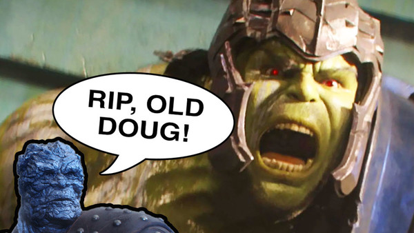 HULK RIP OLD DOUG