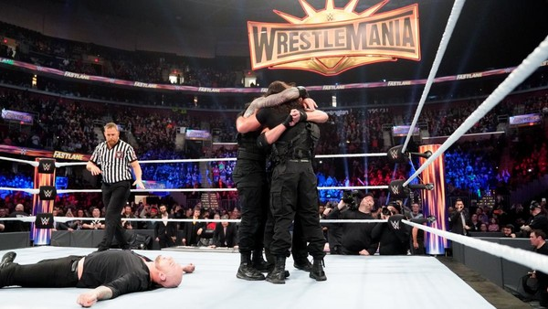 Fastlane The Shield