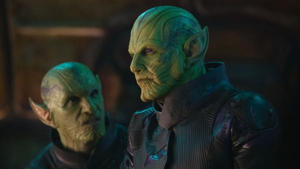Captain Marvel Talos