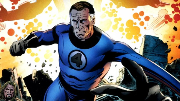 Fantastic Four Reed Richards