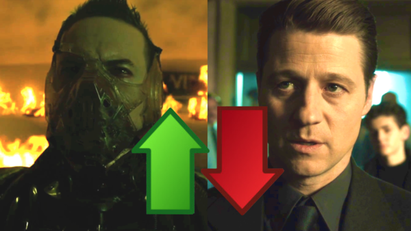 Gotham Season 5 Ep 10 Ups Downs
