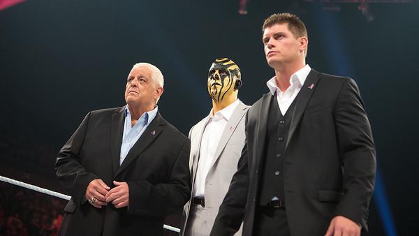 Dusty Rhodes WWE Cody Goldust