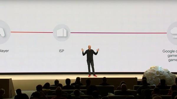 Google Stadia Connection