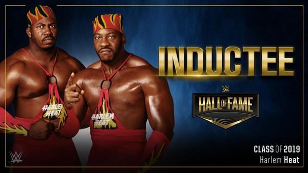 Harlem Heat Hall of fame