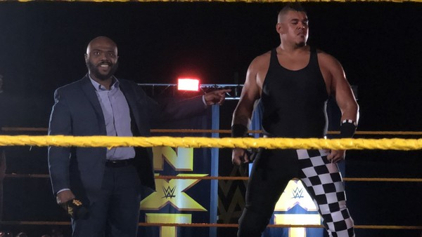 Court Moore Babatunde NXT