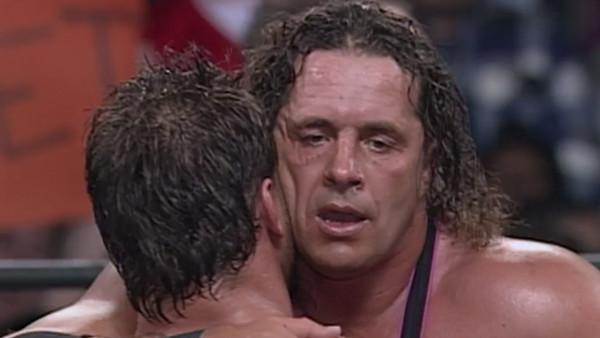 Bret Hart Chris Benoit Owen