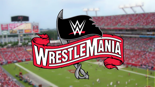 WrestleMania 36 Stadium