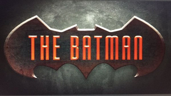The Batman Rumoured Logo