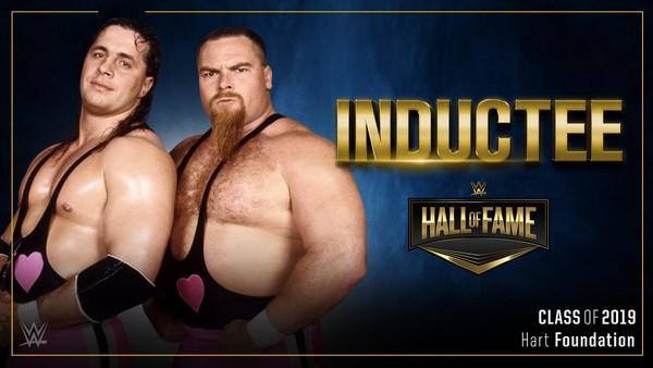 Hart Foundation Hall of Fame