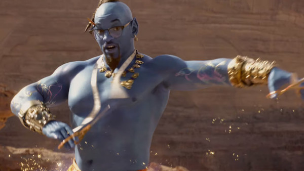 New Aladdin trailer at last reveals the Disney classic's songs
