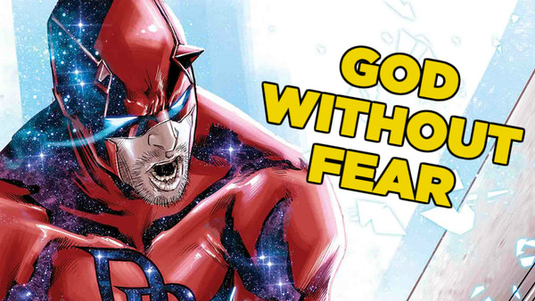 Daredevil God Without Fear