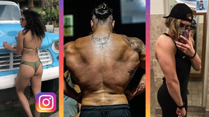 25 Most Revealing WWE Instagram Posts Of The Week (March 24th) 					 					 					 					 					 																		gallery