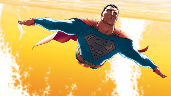 All Star Superman Frank Quitely