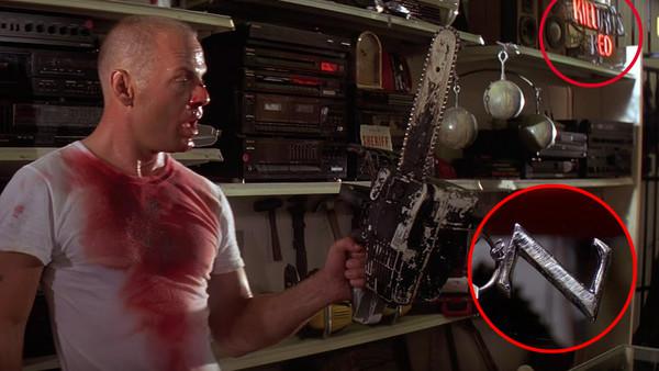 Pulp Fiction Bruce Willis Zed