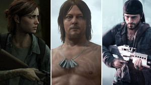 The Last Of Us Part II Death Stranding Days Gone