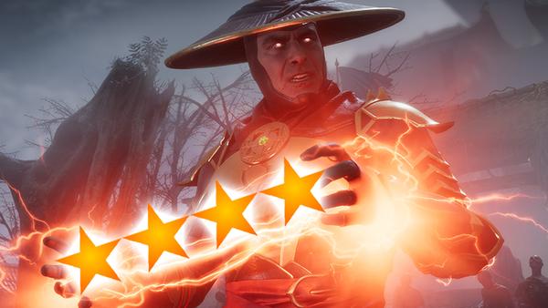 Mortal Kombat 11 Raiden
