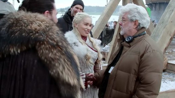 George Lucas Game Of Thrones