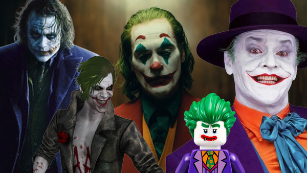 Batman Every Single Actor Who S Played The Joker
