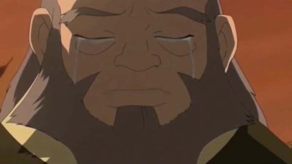 Uncle Iroh Avatar: The Last Airebender