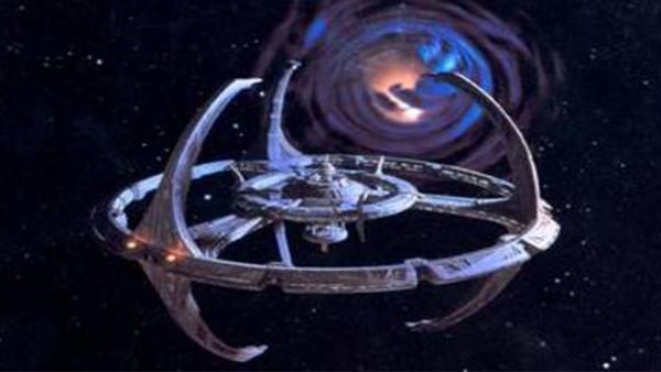 Commander Riker as Locutus of Borg Star Trek