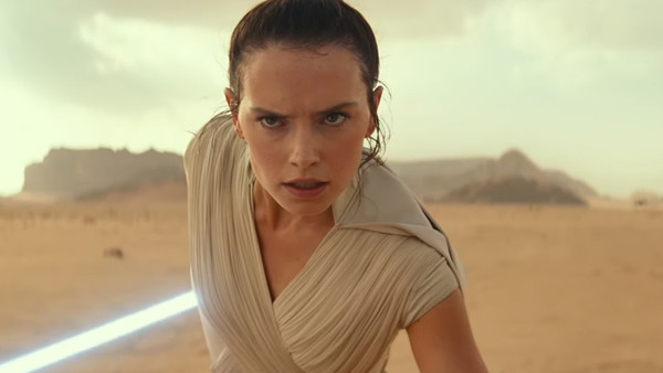 Star Wars Episode IX The Rise Of Skywalker Daisy Ridley