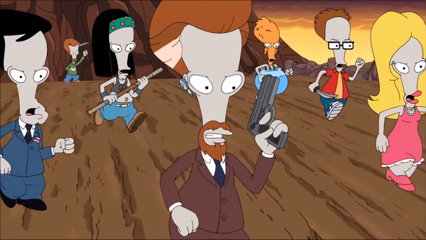 Ultimate American Dad Quiz: Can You Name That Roger Disguise?