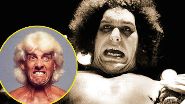 Andre The Giant Ric Flair