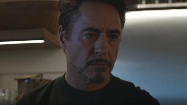 Avengers Endgame Tony