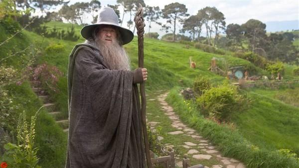 Who Said It - Dumbledore or Gandalf