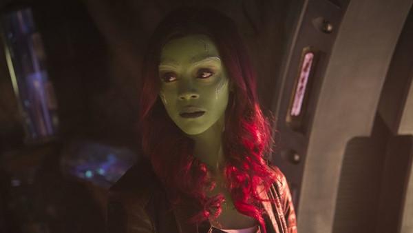 Avengers Infinity War Gamora