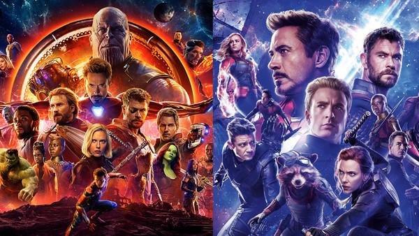 infinity war endgame