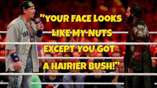 John Cena Elias
