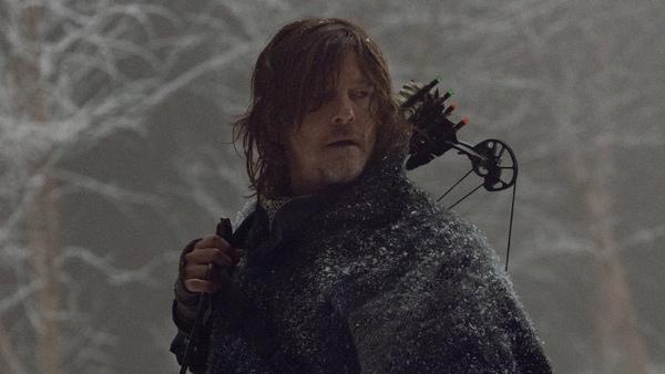 The Walking Dead Season 9 Daryl