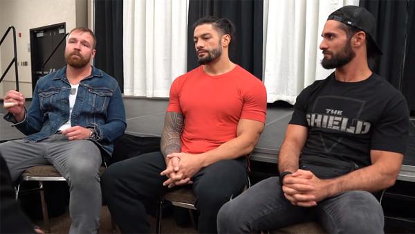 Shield Michael Cole Interview